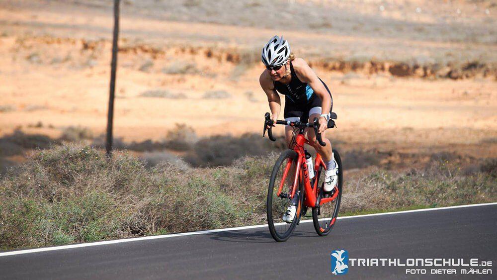 Katja Triathlon Fahrrad