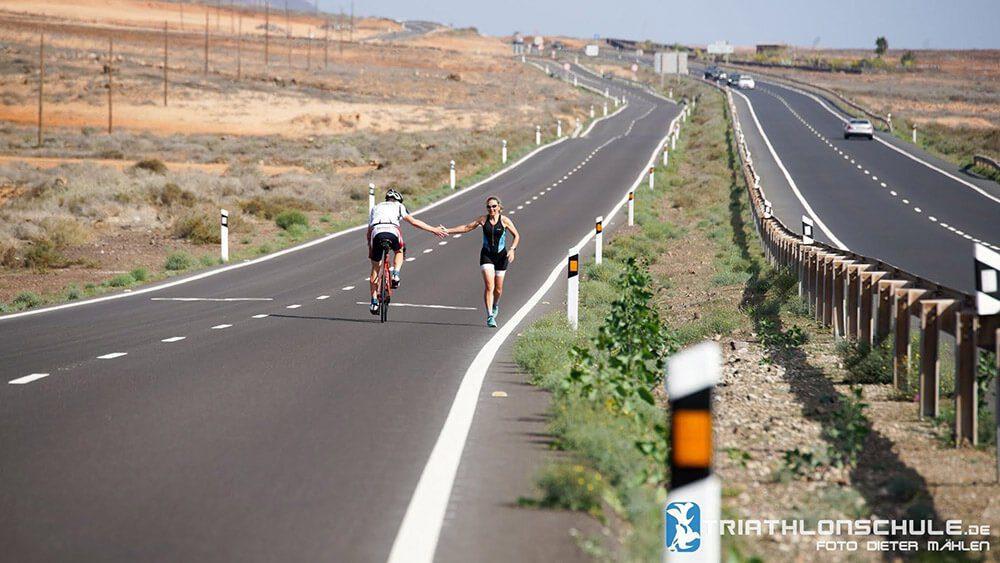 Katja Triathlon Laufen