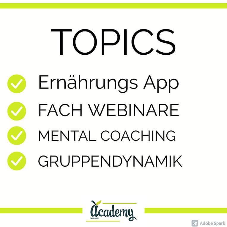 Topics Academy