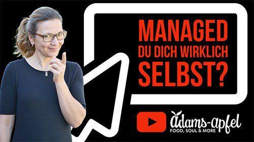 Zum YouTube Video Managed du dich wirklich selbst