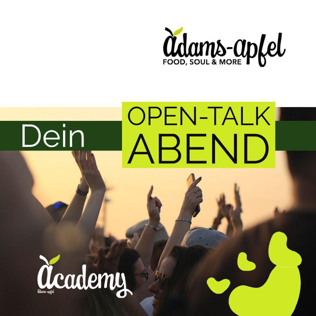 Open-Talk-Abend free